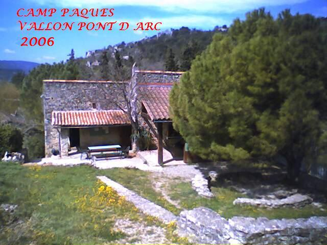 camp paques 2006